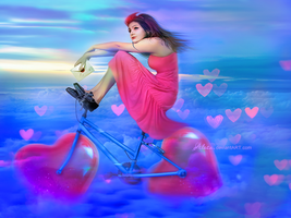 Full In love rider by Alosa