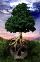 The Tree of the Knowledge by Rosien-HoH