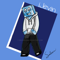 Minecraft Avatar iJevin by GoldSolace