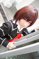 Vampire Knight - Yuki Cross by Xeno-Photography