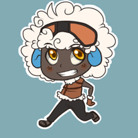 Erun the Whimsicott by moothequackingcow