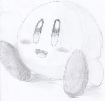 Challenger Approaching: Kirby! by tsvlink25