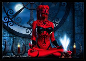 Darth Talon - Meditation by Aphrodite-NS