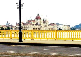 .Budapest ... Houses of Parliament... by DemonSD