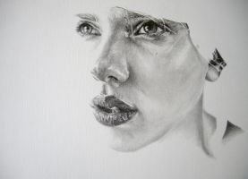 Scarlett Johansson WIP 2 by Anthony-Woods