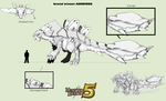 monster hunter fakemonster: anquiros Profile by REALzeles
