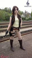Helena Harper RE6 China outfit VII by Rejiclad