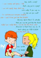 C'mon Wally, SMILE! (Longer Version) by loony-happy