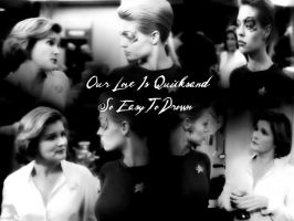 Our Love Is Quicksand by IconicMoronic