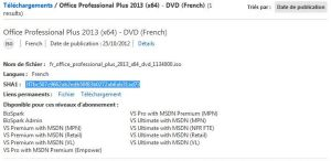 Microsoft Office 2013 Pro Plus RTM on MSDN by Spyrow