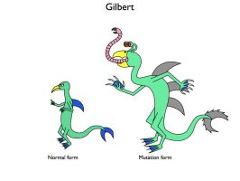 TGF- Gilbert by platypus12