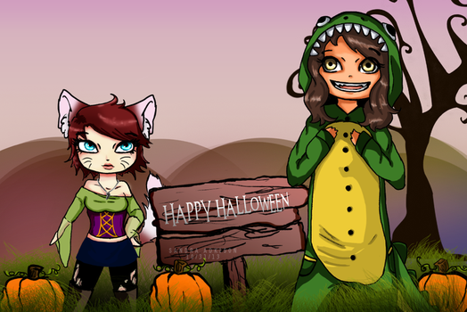 Mordi Halloween (2013) by Blood-Contagion