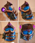 Druid Tier 9 Pauldron by KamuiCosplay