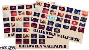 PACK DE WALLPAPERS DE HALLOWEEN by ChicharitoCyrus