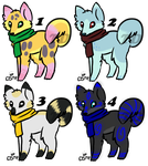 Canine Designs 7 ~ OPEN by Takaa-Designs