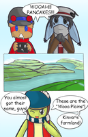 Rise - Welcome to Wooa Plains by Fluna
