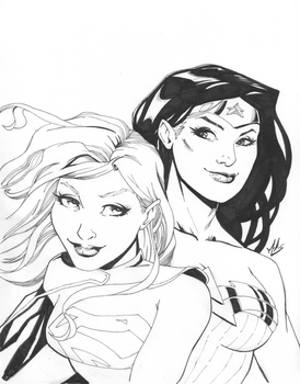 SG and WW by Marc-F-Huizinga