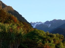 South island contrasts by postaldude66