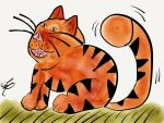 Cat mark two by ligress19