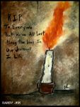Light a Candle For Those We Lost Along the Way by Dandy-Jon