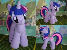 Twilight Sparkle Plush by My-Little-Plush