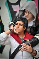 Protocreed - Alex and Desmond by zahnpasta