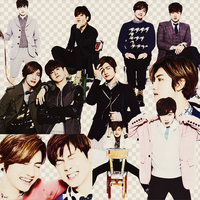 HoMin STAR1 PNG by bibi97nd