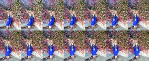 14 Gang Dual Row Strip Stereogram Of Mrs a* by aegiandyad