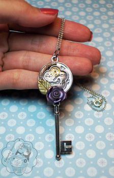 Silver Key by colourful-blossom