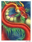 red serpent by mercurypale