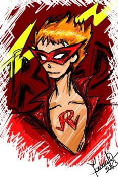 SUPER RED by Yamato0