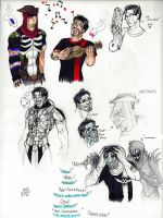 Mkmarkiplier Doodles 2 by DeathRage22