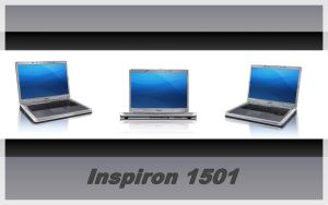 Dell Inspiron 1501 by JoJo-The-Porschiste