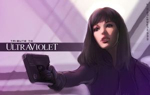 tribute to Ultraviolet by michan