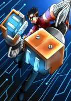 Fan Art - Generator Rex by Liptan