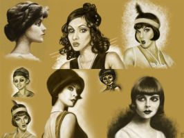1920's by Gizmoatwork