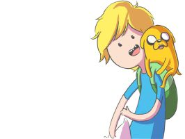 Finn and Jake by doodleslave