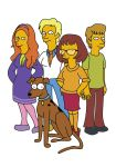 Scooby Doo Simpsons by Ulla-Andy