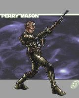 Perry Mason by AdamWithers