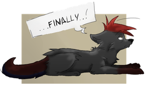 Finally by TopHatless