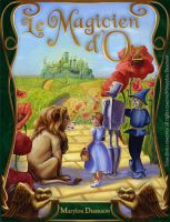 cover Le Magicien d'Oz by MarylouDeserson