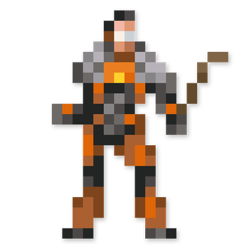 Day #188 - Gordon Freeman by JINNdev
