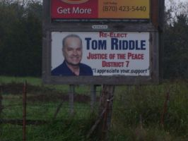 Vote for Tom Riddle LOL by Tohru80