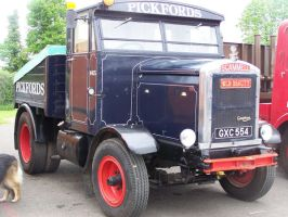 scammel haulage truck by stealth49