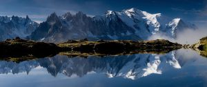 Cheserys Lake by vincentfavre