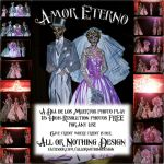 Amor Eterno, a photo play by aondesign