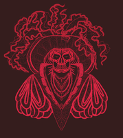 Mask of the Red Death by LibertineM