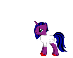 Blue Spectra (my OC's brother) by Green-spectra