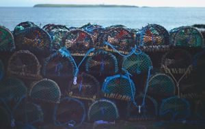 Fishing Gear, Donegal, Ireland by younghappy
