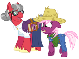 The Farmer and the Teacher by cheezedoodle96